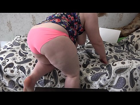 Mature Mom Whipping Slaps On Big Tits And On Thick Butt And