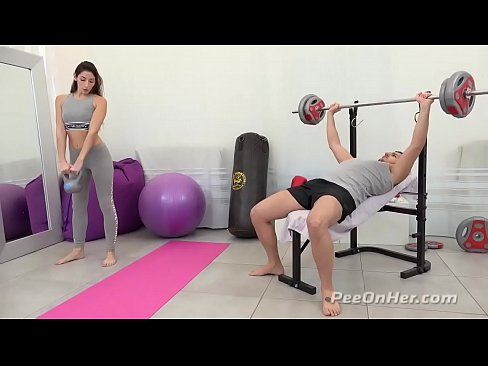 Fetish long hair double penetration sexy