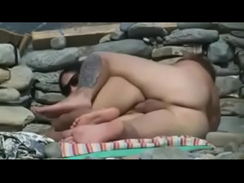 Couples fucking on the beach