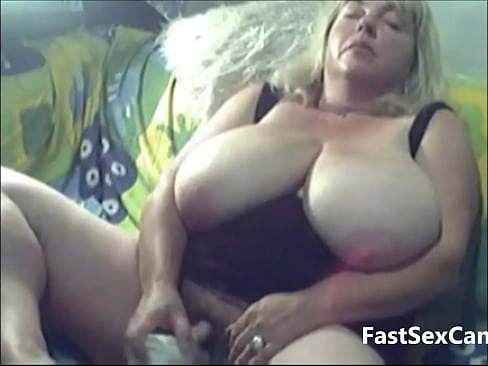 Granny Big Natural Tits
