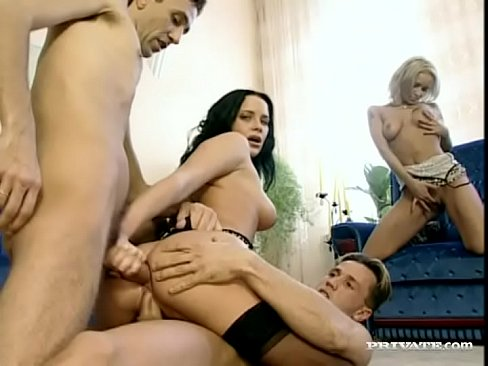 Wife Dp Orgy