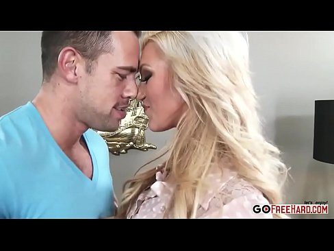 Smoking Hot Blonde Embry Pradas Hairy Pussy Gets Fucked Hard