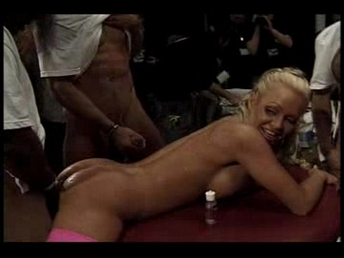 Worldest largest gangbang on same girl