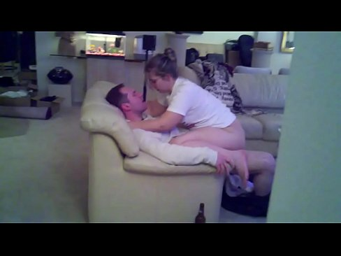 Hot Blonde Girlfriend Creampie