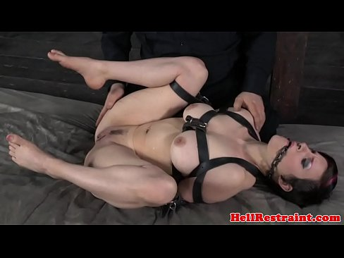 Tits are bondage bood tied vedio nice looking