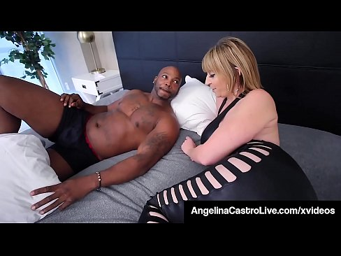 Ebony Ass Bbc Threesome