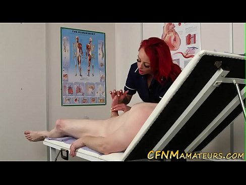 this rather hot redhead hitachi pussy until she orgasms apologise, but, opinion, you