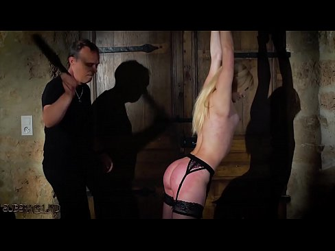 Whipping A Teen Slave And Making Her Scream In Bdsm Xnxx Com