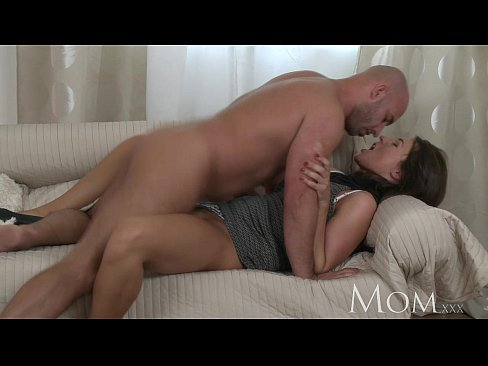 Hot mom large cock