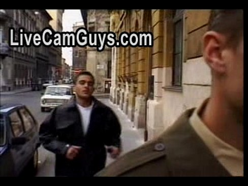 Horny cadets euro gay cock sucking