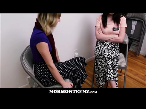Naked mormon sister missionaries sex