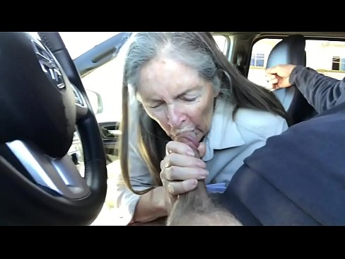 Amateur Ebony Bbw Car Blowjob