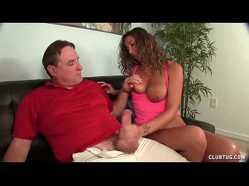 Jerking Off To Hot Mature Slut