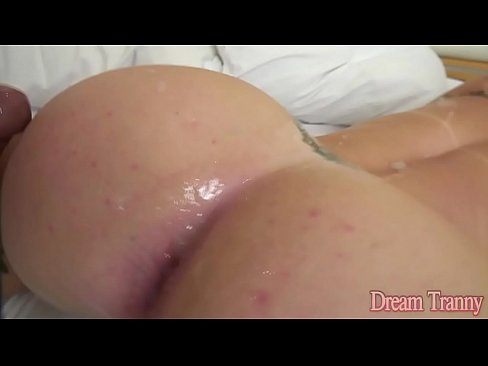 Shemale Carla Cardille fucked dog style