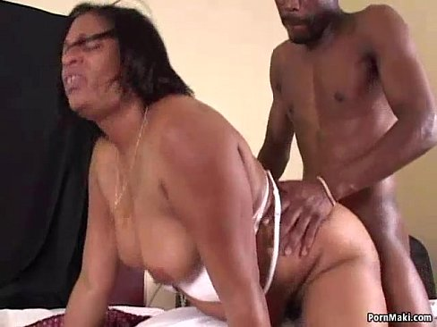 Black Granny Loves To Fuck