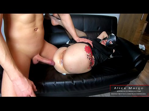 Little Sister Anal Creampie