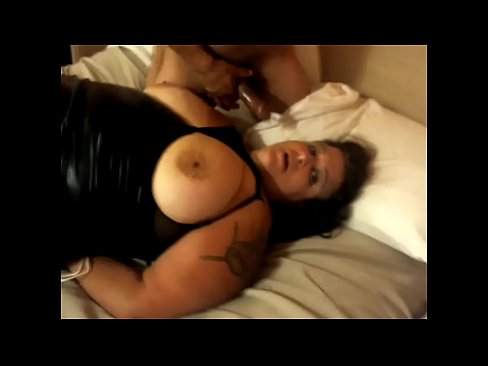Mexican bbw gets huge facial