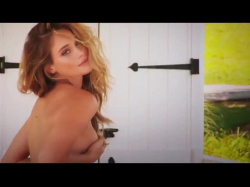 Hannah Davis Intimates - Sports Illustrated Swimsuit 2015 - YouTube