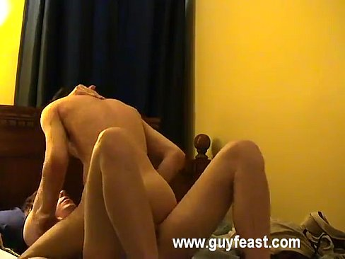 Trace and william fuck in bed