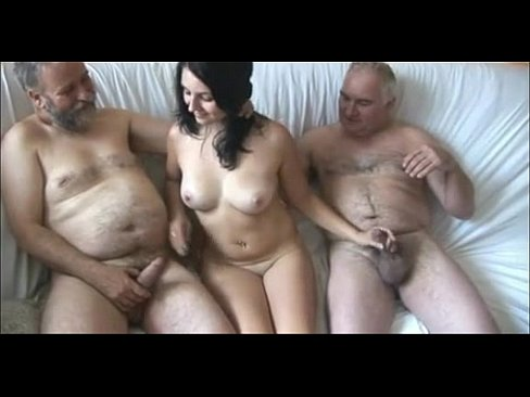 18y wife in bed with 4 much older men - 1 4