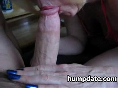 Sexy mature blowjob video