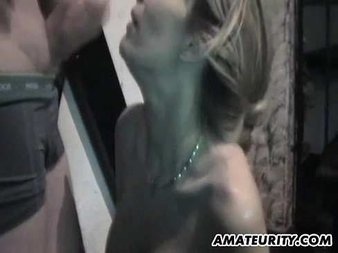 Piss accident cock hard