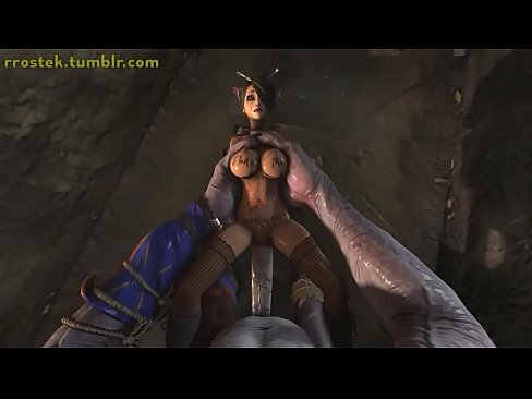 3d Monster Sex Riding Hood -