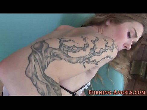 Pov Busty Tattooed Teen Tattoo