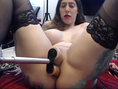 machines sex babes using