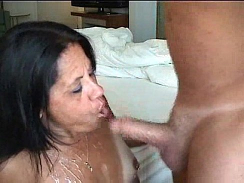 milf blow job fotos