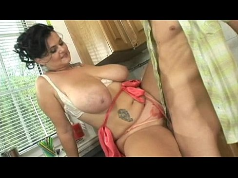 Simply matchless big milf jugs