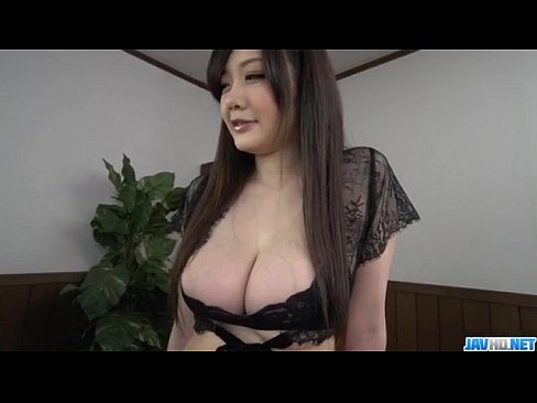Big Tits Japanese Enjoys Cock