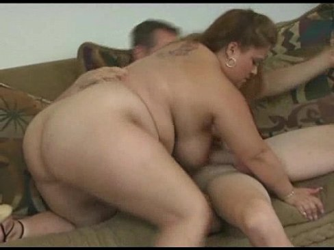 Cock big Fat wife