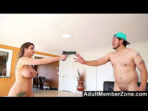 AdultMemberZone -  Pervy neighour gets busted