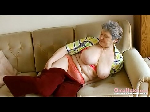OMAHOTEL Mature BBW grannies striptease compilatio