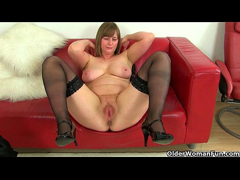 British amateur lady shows her naughty side 2