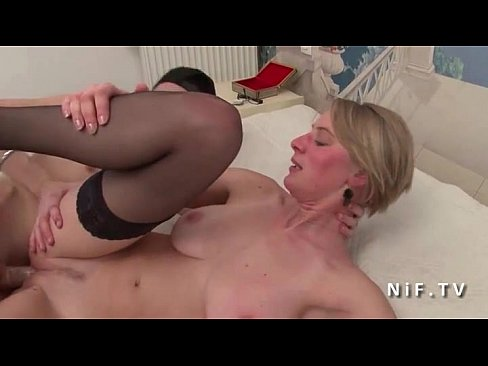 Hairy French Amateur Anal