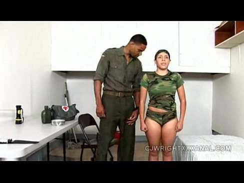 Girls pissing army