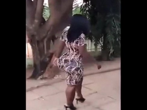 Big Booty African Hoes
