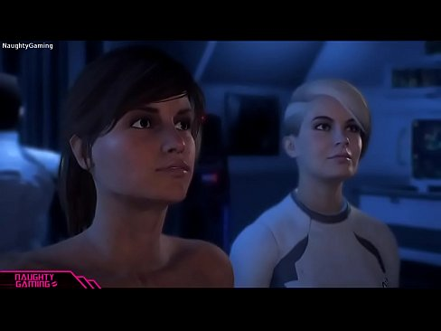 Mass Effect Andromeda Nude MOD UNCENSORED