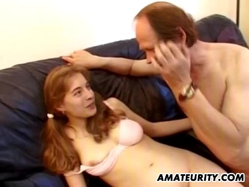 French Babe Anal Amateur