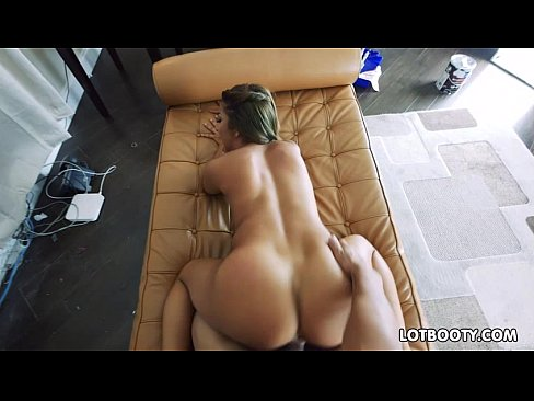 Big Ass Brunette Fucked