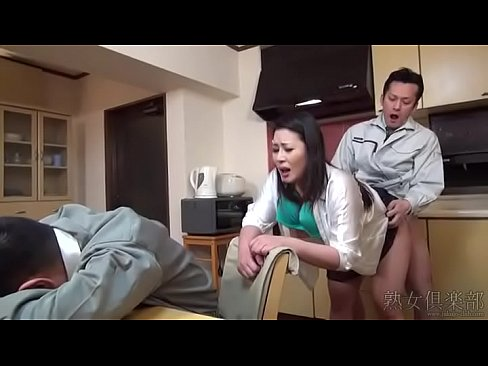 Japanese Boss Fuck Wife