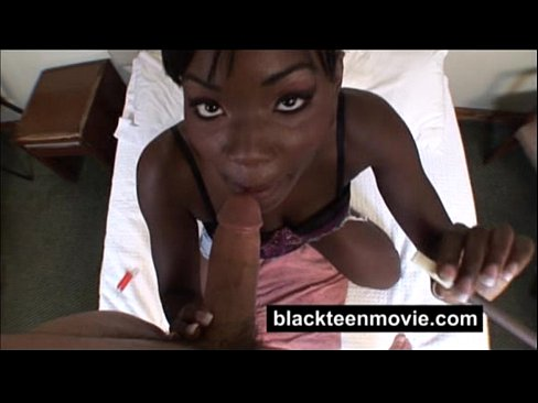 Ebony teen amateur fucks white dick in Black Pussy Video ...