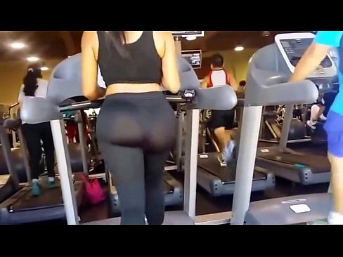Rough missionary tits gym
