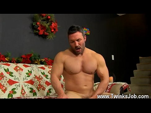 Suit gay muscle videos