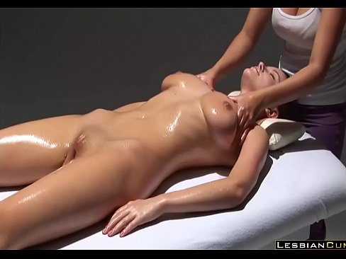 LesbianCums.com - Booty Girl Erotic Lerbian Massage Oil, free sex video