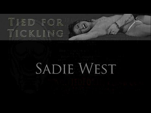 Tied for Tickling - Sadie West