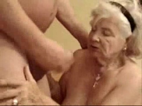 Free Old Granny Slut Video