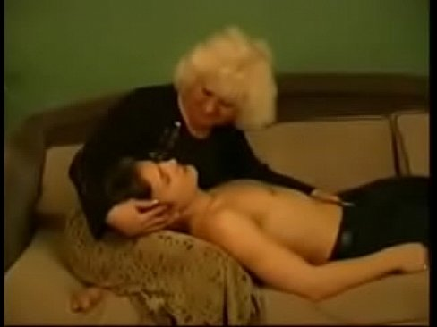 Milf enjoying anal